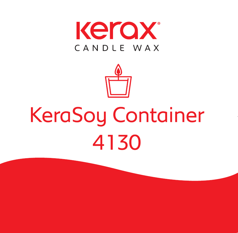 KeraSoy Candle Container Wax